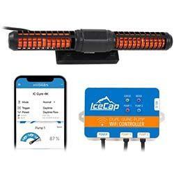IceCap Gyre 4K Pump w/ Dual WiFi Controller