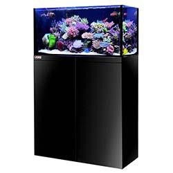 LUX T90 - 48 Gallon Aquarium System - Black - Reef Octopus