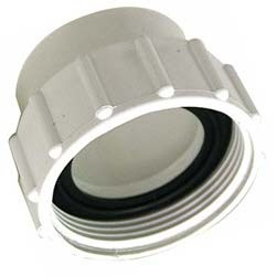 2 inch Pump Union Fitting, Heavy Duty PVC for Dolphin Aqua Sea Pump