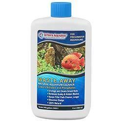 Waste-Away Sludge Busting Bacteria (8 oz) - Freshwater - Dr. Tim`s Aquatics