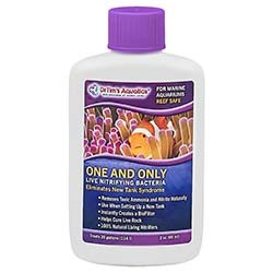 Dr. Tim's One And Only Live Nitrifying Bacteria - Reef, Nano & Seahorse (2 oz)