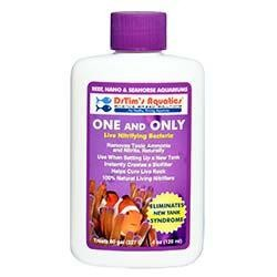 Dr. Tim's One And Only Live Nitrifying Bacteria - Reef, Nano & Seahorse (4 oz)