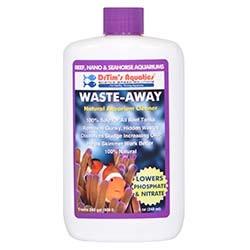 Waste-Away Sludge Busting Bacteria Supplement 8oz - Reef Pure - Dr. Tim`s Aquatics