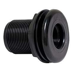 Standard Threaded Bulkhead Fitting - 3/4 inch