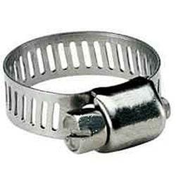 Medium Metal Hose Clamp - 1/2 inch - 1 inch