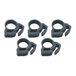 Plastic Hose Clamp 1 Inch - 5 pack
