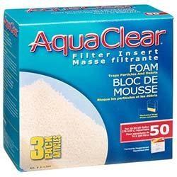 Aqua Clear 50 Foam Block (3/pk)