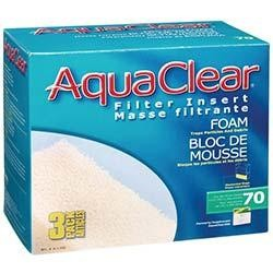 Aqua Clear 70 Foam Block (3/pk)