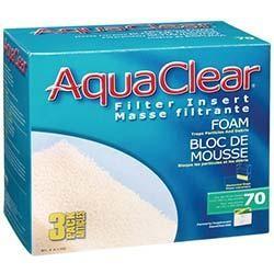 Aqua Clear 70 Foam Block (3/pk)