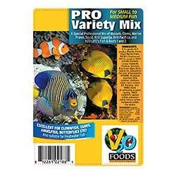 V2O Aquarium Foods Pro-Variety Small Bulk Cubes - 1lb