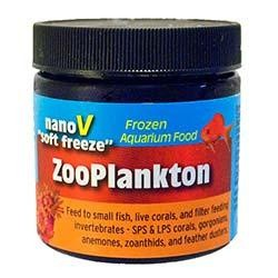 V2O Aquarium Foods Nano V Soft-Freeze Zooplankton - 4oz