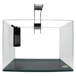 Dennerle Shrimp King Tank 10 Gallon Aquarium Kit with LED Light Fixture