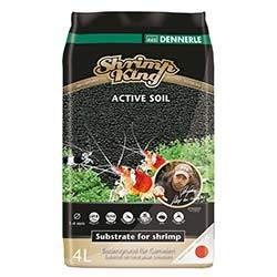 Dennerle SK Shrimp Active Planted Substrate 4L