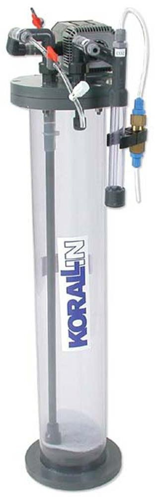 Korallin C4002 Calcium Reactor with Eheim Pump - Media Not Included