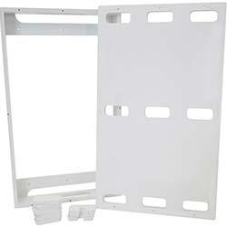 Standard Aquarium Controller Board Mounting System (White) - Marine Depot