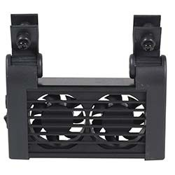 Aquarium Cooling Fan (2 Fan System)