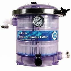 Nu-Clear Canister Filter - Model 533