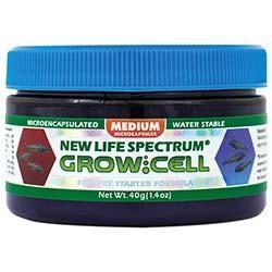 NLS Grow Cell 40g Medium Microcapsules (300-400 Microns) - New Life Spectrum