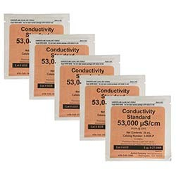 Neptune Conductivity Calibration Solution 53.0ms - 5 Pack