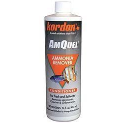 Kordon AmQuel® Ammonia/Chloramine Remover - 16oz