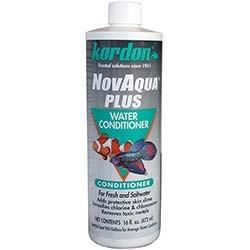 Kordon Aquarium NovAqua Plus® Water Conditioner - 16oz