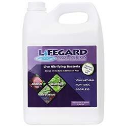 Lifegard Aquatics Live Nitrifying Bacteria (128 oz / 1 Gallon)