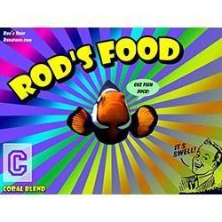 Rod`s Food Coral Blend 2oz