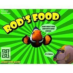 Rod`s Food Herbivore Blend 6oz