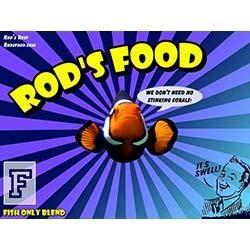 Rod`s Food Fish Only Blend 6oz