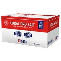 Red Sea Coral Pro Salt - 160 Gallon Box