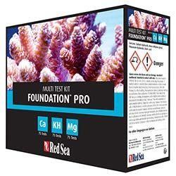 Red Sea Reef Foundation Pro Test Kit (Calcium/Alkalinity/Magnesium)