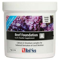 Red Sea Reef Foundation A Powder Supplement (Ca/Sr) - 1kg