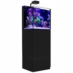 Red Sea Max Nano Aquarium - 20 Gallon with ReefLED 50 (Black)
