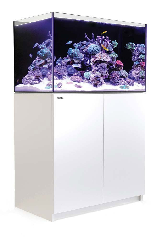 Red Sea Reefer 250 Aquarium - 54 Gallon (White)