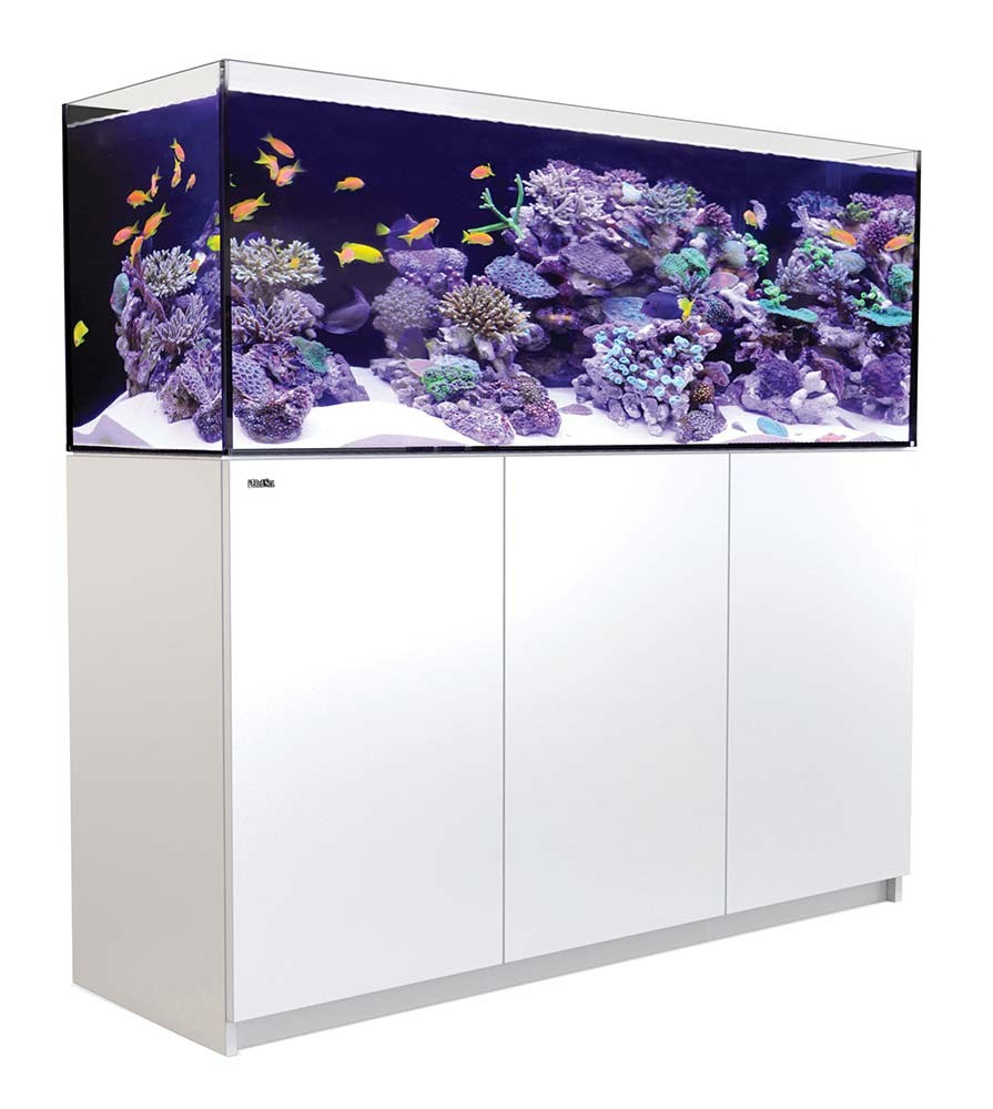 Red Sea Reefer XL 525 Rimless Aquarium 139 Gallon - White