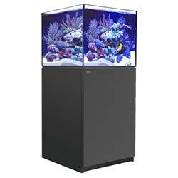 Reefer XL 200 Rimless Aquarium (Black) 53 Gallons - Red Sea