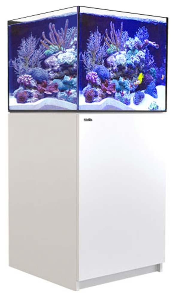 Reefer XL 200 Rimless Aquarium (White) 53 Gallons - Red Sea