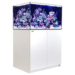 Reefer XL 300 Rimless Aquarium (White) 80 Gallons - Red Sea