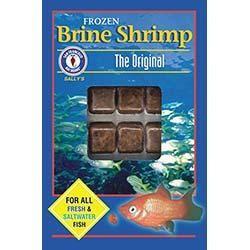 San Francisco Bay Brand Brine Shrimp 3.5 oz (100g) Cube