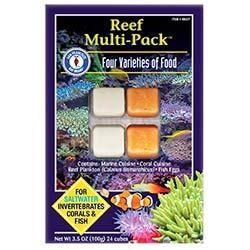 San Francisco Bay Brand Reef Multi-Pack Frozen Food Cubes - 3.5 oz. (100g)