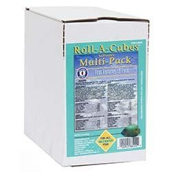 San Fransisco Bay Brand Saltwater Multipack Roll-a-Cubes 2 lbs