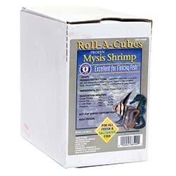San Fransisco Bay Brand Frozen Mysis Roll-a-Cubes 2 lbs
