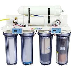 SpectraPure® MaxCap RO/DI System w/ Manual Flush - 180 GPD