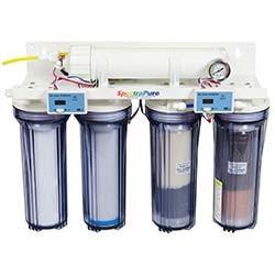 SpectraPure® MaxCap RO/DI System w/ Manual Flush - 90 GPD