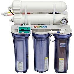 SpectraPure® 180GPD CSPDI RO/DI System w/ Manual Membrane Flush