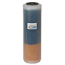 SpectraPure® SilicaBuster DI Cartridge - Color-Indicating - SuperDI (DI-SB-CI-10HC)