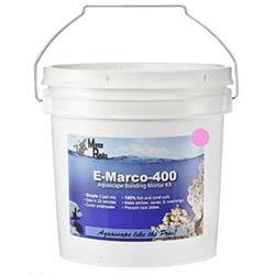 MarcoRocks E-Marco-400 Aquascaping Bonding Mortar Complete Kit - PINK
