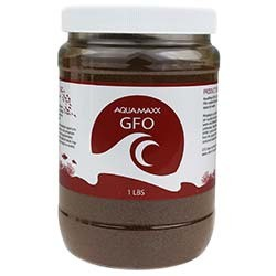 GFO Granular Ferric Oxide (1 lb) - AquaMaxx