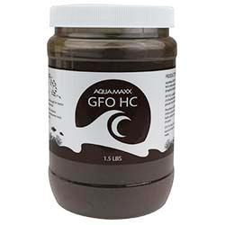 GFO HC Granular Ferric Oxide High Capacity (1.5 lbs) - AquaMaxx