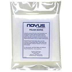 Novus Premium Polish Mates Microfilament Polishing Cloth - 6 Pack